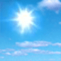 This Afternoon: Sunny, with a high near 85. Northeast wind around 5 mph.